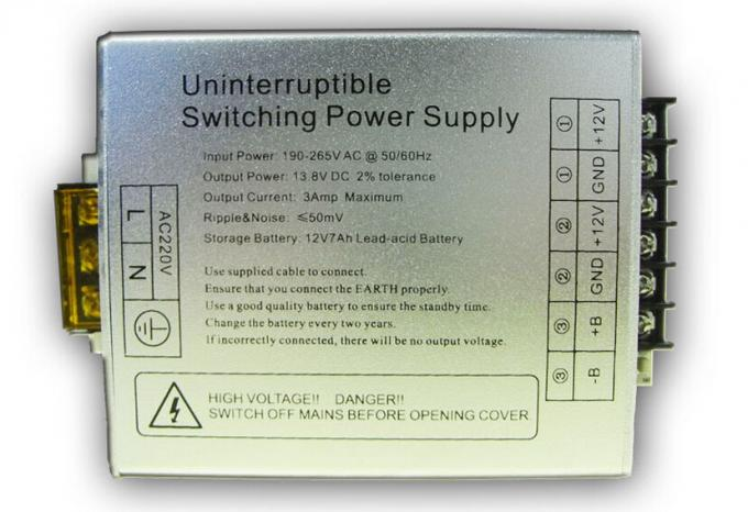 Aluminum Alloy Uninterruptible Switching Power Supply With