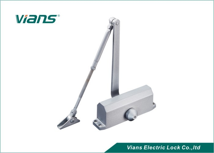 Hydraulic Automatic Door Closer Adjustment Hold Open For Sliding Door 100KG