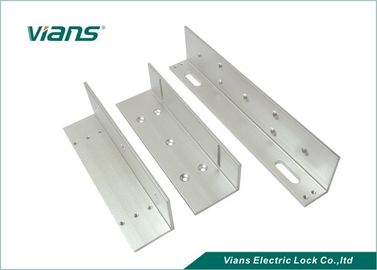 Magnetic Lock Brackets ZL Door Installation Brackets For Sliding Door