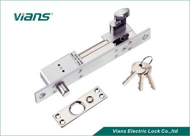 Low Power Electric Bolt Lock With Key , Electric Door Bolt Fail Secure