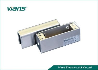 Small Stainless Steel U Shaped Mounting Bracket For Mortise Locks