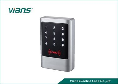 Metal Single Door Access Controller Door Keypad Entry Systems For Access Control