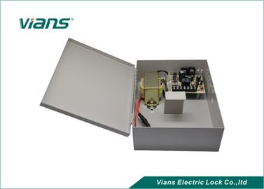 12V 3A / 5A Access Control Power Supply Unit , Linear Power Supply With Battery Backup