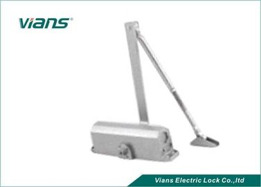 Automatic Adjusting Spring Loaded Door Closer 60KG 180° Max Opening Angle