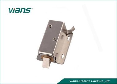 China Security Electric Cabinet Lock / Lightweight Furniture Drawer Locks For File Cabinet factory