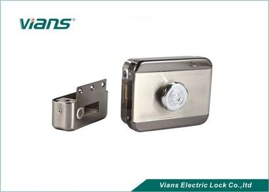 China High Security Electronic Door Locks For Home , Entrance Door Locks No Mechanical Collision factory
