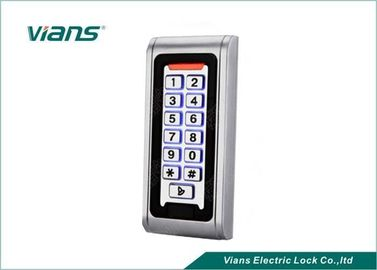 China MA10- E Metal Waterproof Single Door Access Controller Keypad with  EM card ID Card factory