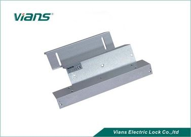 China Aluminum ZL Magnetic Lock Brackets for Outswing Door with Different Holding Force Lock factory