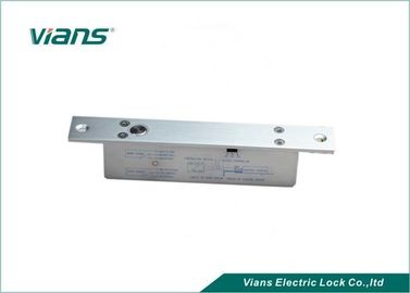 China Durable Narrow Panel Electric Mortise Lock 12VDC Fail Secure For Intelligent Freezer factory