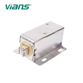 China Small Electric Bolt Magnetic Cabinet Locks DC 12V 60mA For Cash Box Fail Safe factory