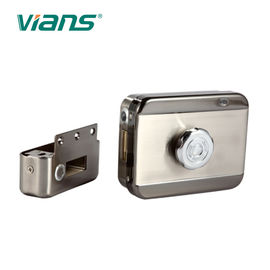 China Residential Smart Electronic Door Locks 100mA 10 Watt For 90 Degree Swing Door factory