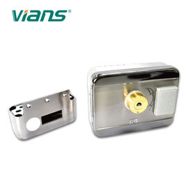 China Standalone 12V Home Security Door Locks Electric Mechanical With Card Proximity factory
