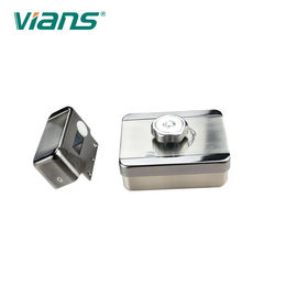 China Single Cylinder Electric Motor Lock , CE FCC Entrance Door Locks 5 Years Warranty factory