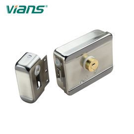 China Security Electronic Motor Lock , Front Door Lock For Residential Access Control System factory