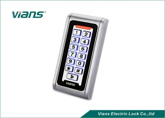 Waterproof IP68 125KHz Single Door Access Controller Low Power Consumption